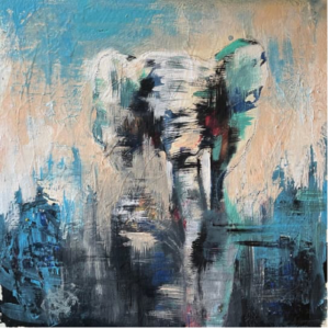 mariam qureshi disappearing elephant